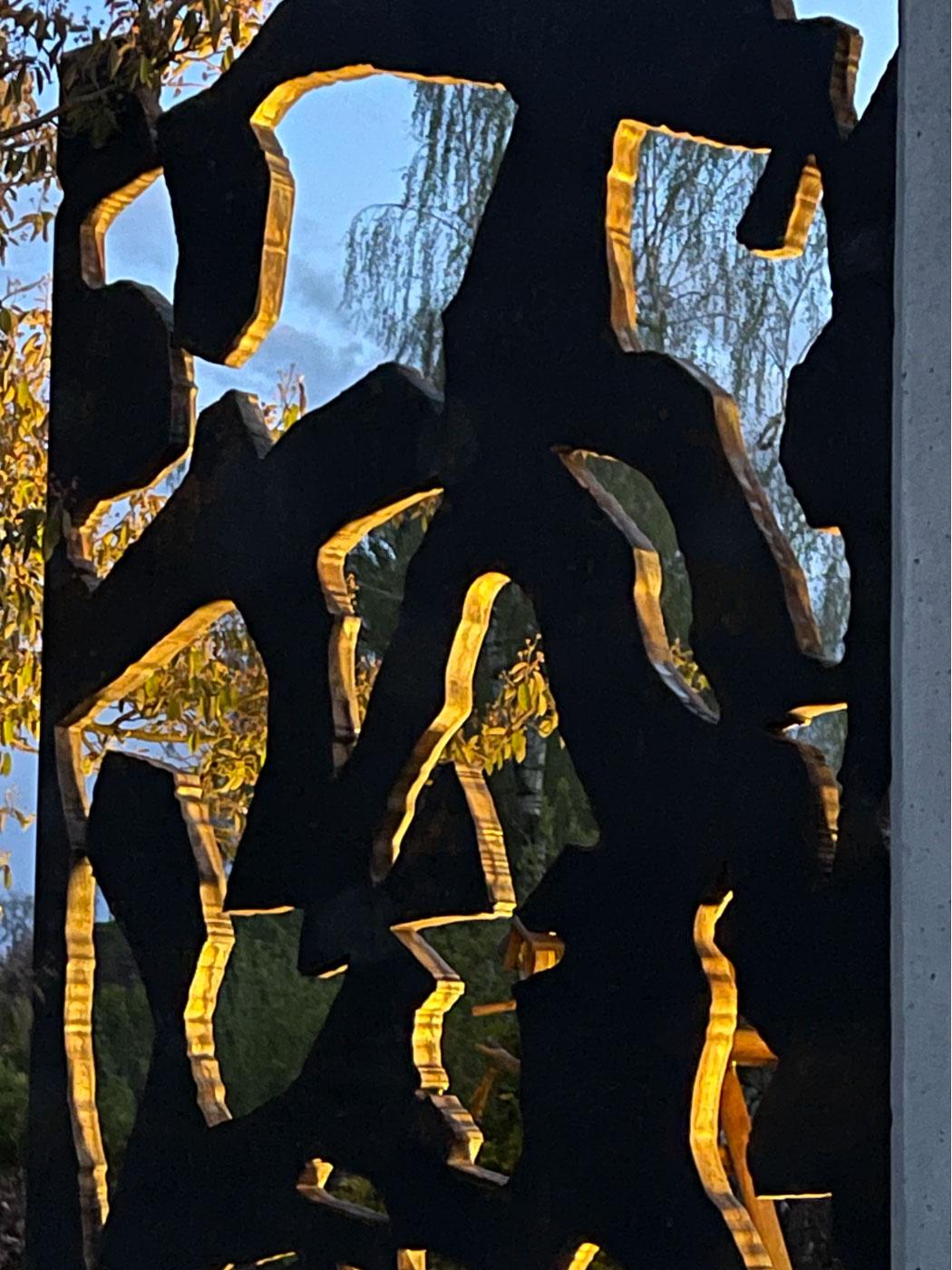 Kosmopolit Skulptur - Thomas Koch